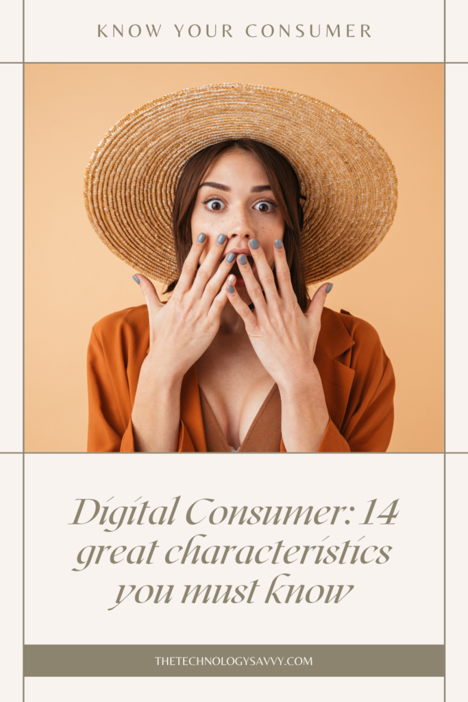 Pinterest Digital Consumer_ 14 great characteristics you must know