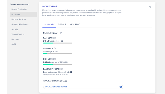 cloudways-monitoring