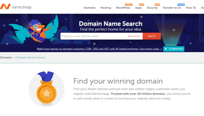 domain-name-search-namecheap