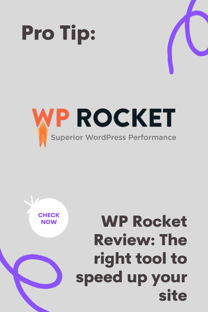 Pinterest The Technology Savvy WP Rocket Review_ The right tool to speed up your site
