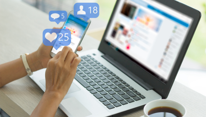 how to start a blog and get followers social media