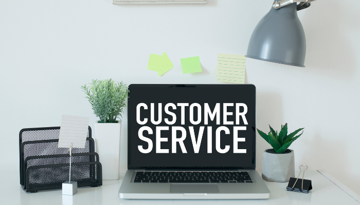 the technology savvy customer service