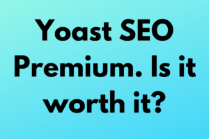 The Technology Savvy Yoast SEO Premium. Is it worth it
