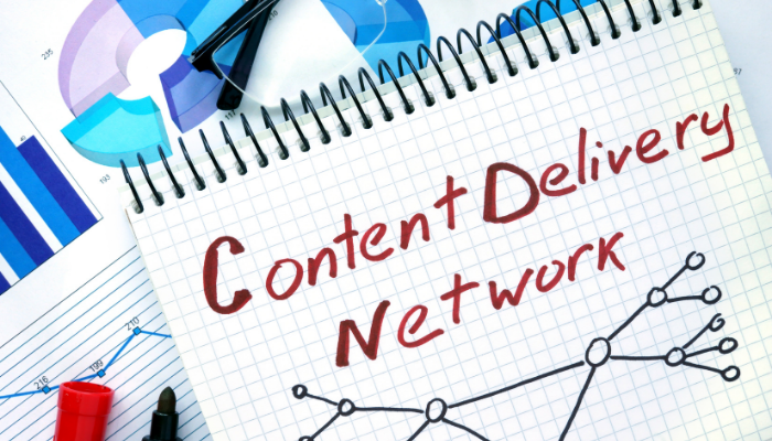 the technology savvy content delivery network
