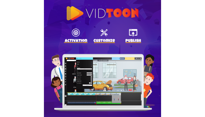 The Technology Savvy Vidtoon Review
