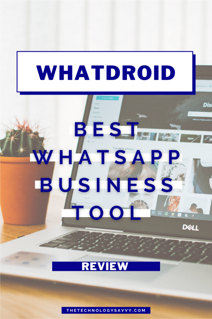 Pinterest The Technology Savvy WhatDroid Review